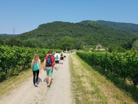 festival del cammino franciacorta